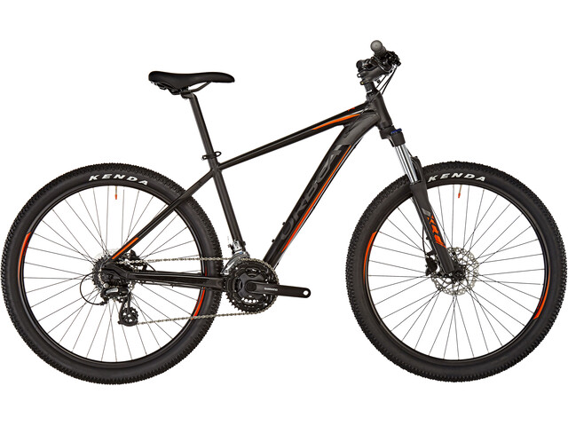 "ORBEA MX 50 27,5"" MTB Hardtail svart"
